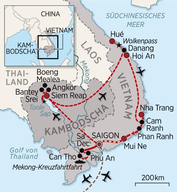 Vietnam-Kambodscha_Karte_2016