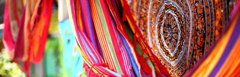 Aztekische Tücher