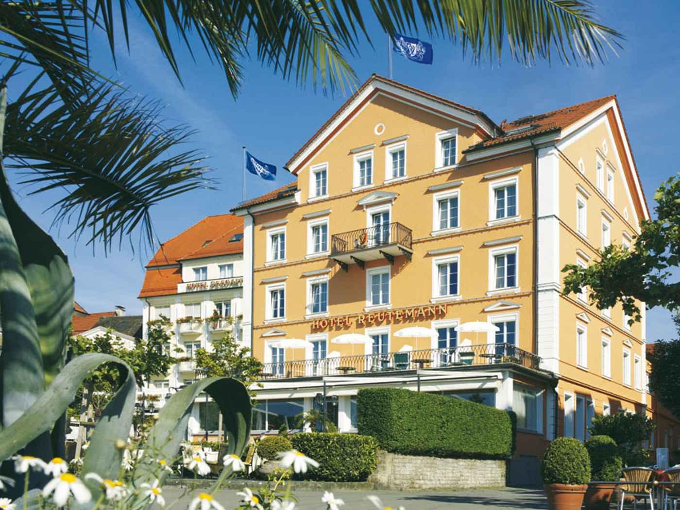 Lindau Hotel Direkt Am See