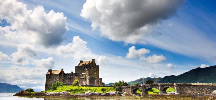 Eilean Donan Castle, Schottland