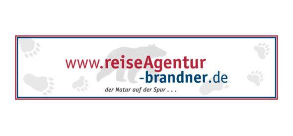 Logo reiseAgentur brandner GmbH