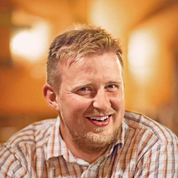 Dirk Scharf, Reiseleiter Luther