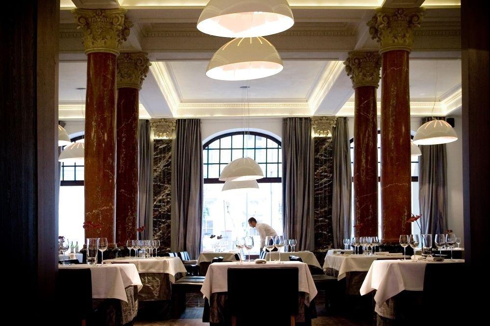Restaurant Hotel Monopol