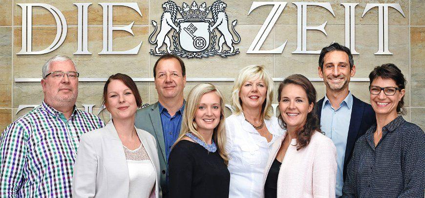 ZEIT REISEN Team