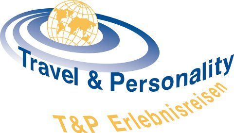 Logo Travel & Personality