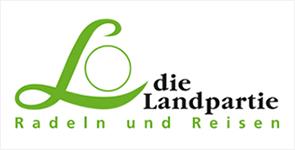 Logo Die Landpartie Radeln und Reisen