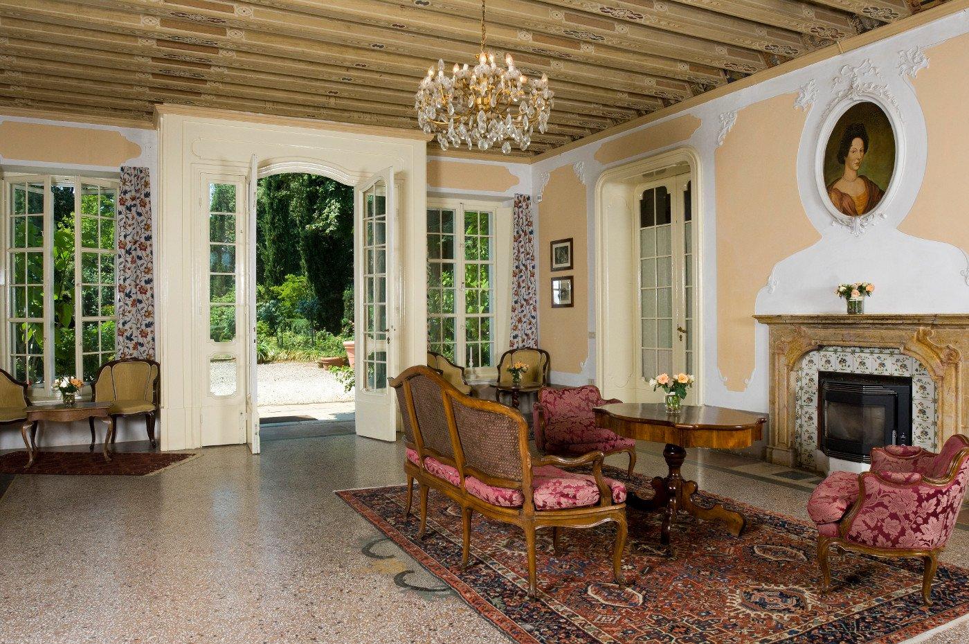 aristikratische landkultur und die villen palladios im friaul. Black Bedroom Furniture Sets. Home Design Ideas