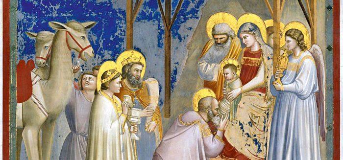 Padua-Kunst-Giotto