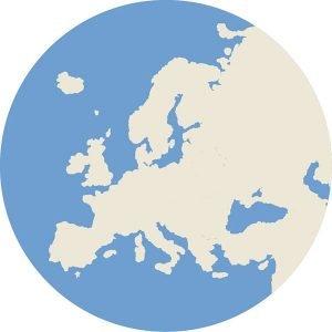 Reiseicon Europa