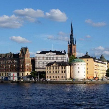 Schloss in Schweden
