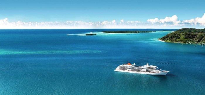MS EUROPA Bora Bora