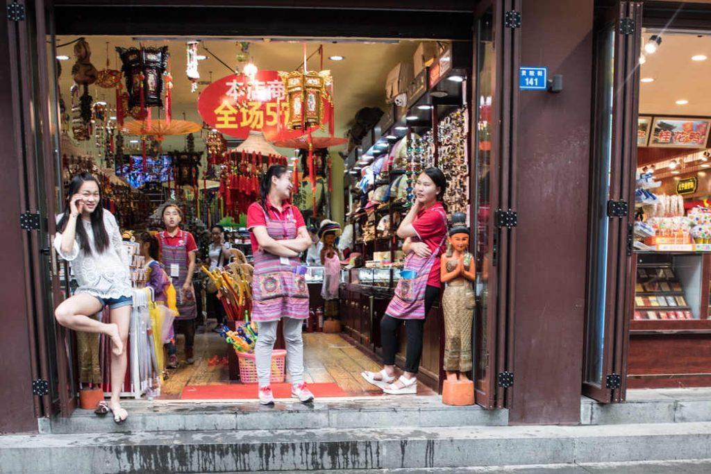 Eindrücke aus Nanjing (Alban Motsch)
