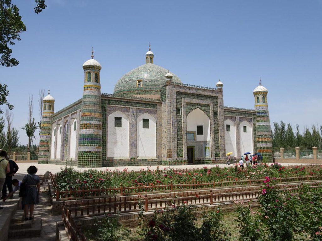 Abakh Hoja Mausoleum (Annette Böddinghaus)