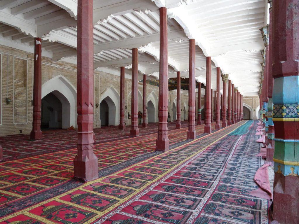 Moschee Id-Kha (Annette Böddinghaus)