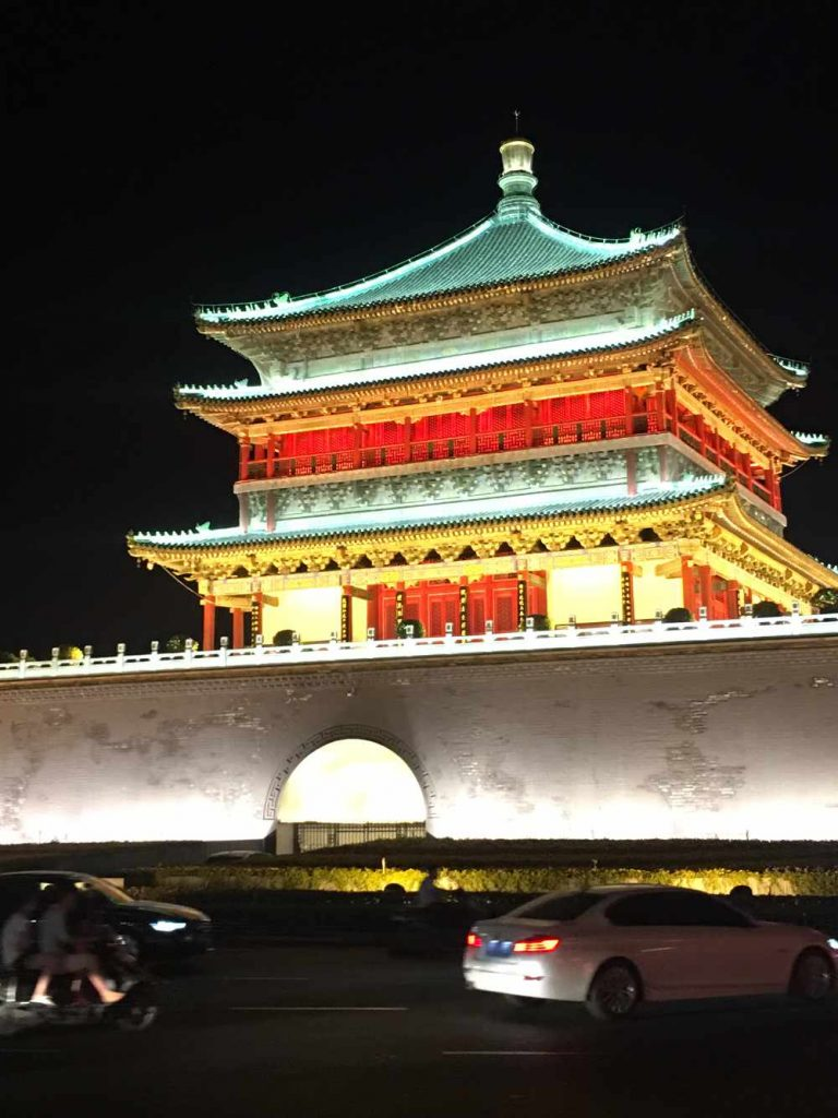 Glockenturm Xi'an (Thomas Peters )
