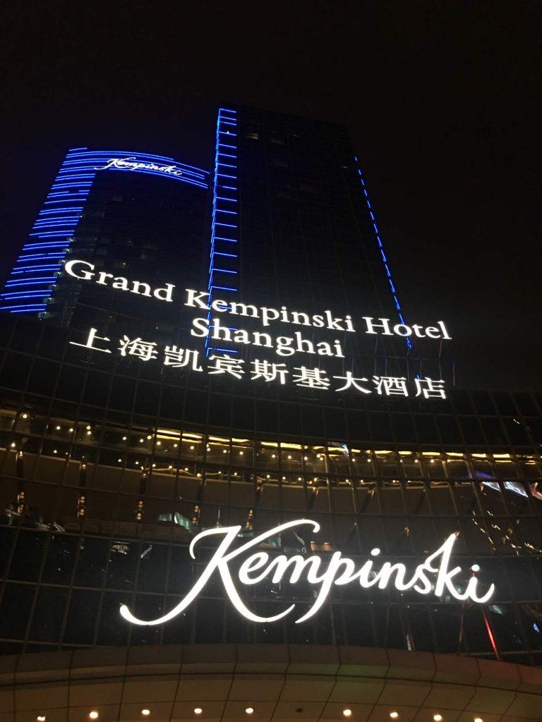 Abschiedsabend in Shanghai (Thomas Peters)
