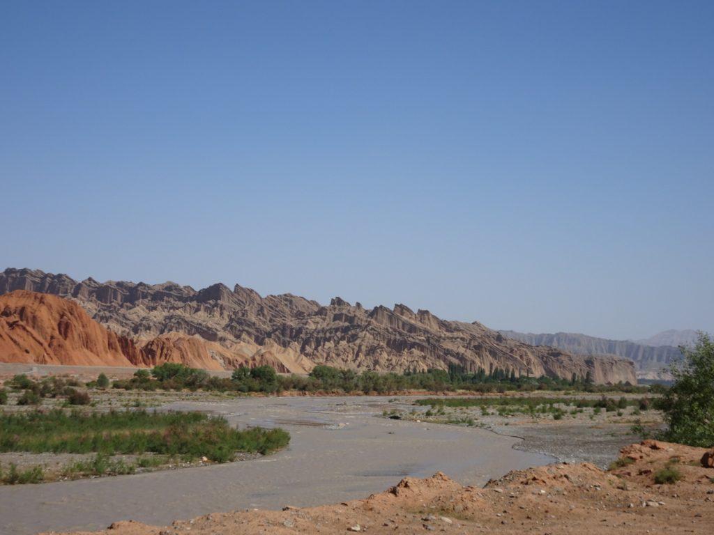 Fahrt zum Tien Shan Grand Canyon (Annette Böddinghaus)
