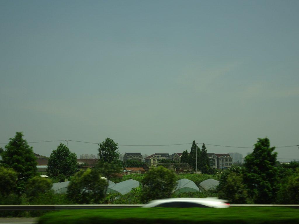 Vor den Toren Shanghais (annette Boeddinghaus)