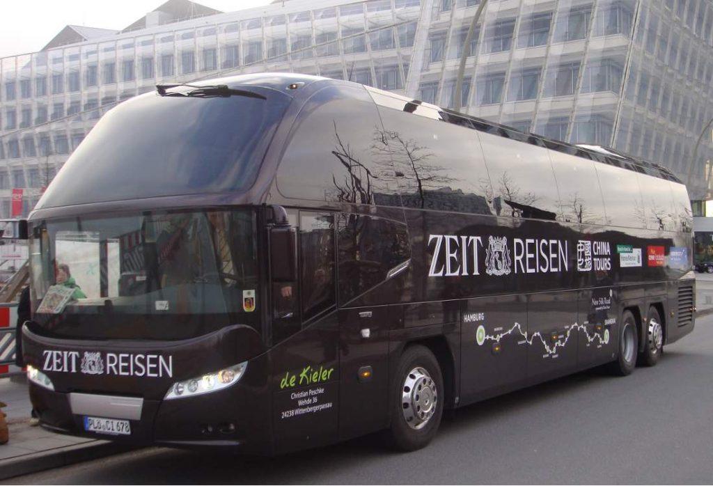 ZEIT REISEN-Bus