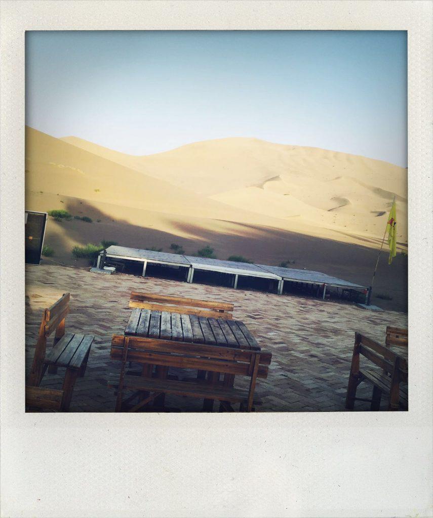Entspannen in der Wüste (Tomas Kaiser)