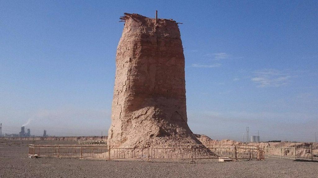 Kizilgaha Beacon Tower (Adolf Quintus Stracke)