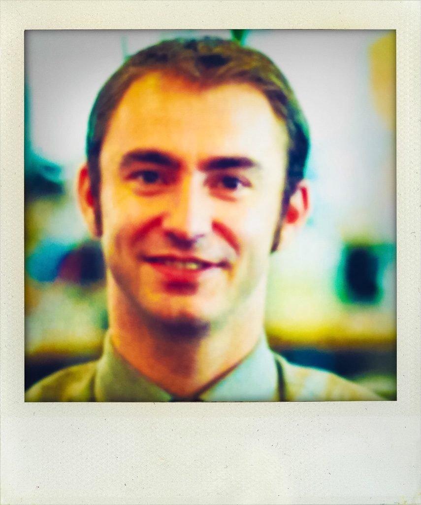 Lars Anke, Chief Representative Hamburg Liaison Office Shanghai (Tomas Kaiser)