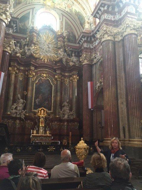 Beileger_Seidenstrasse_Tag2_Pfarrkirche Posen