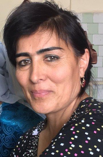 Tag 25 In der Seidenfabrik in Margilan, Usbekistan