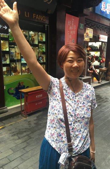 52. Tag: In der Altstadt von Shanghai (Thomas Peters)