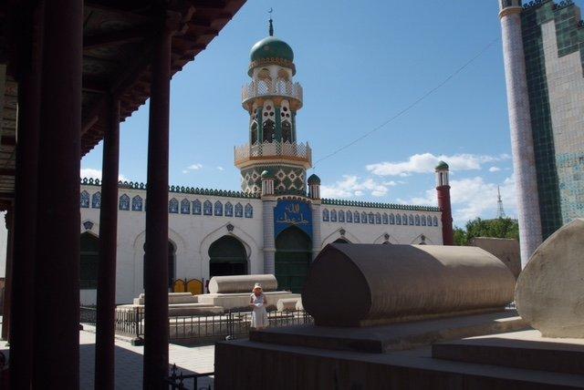 Mausoleum der Hami Uigurischen königlichen Familie (Waldemar Schulz-Pruss)