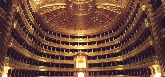 Mailand Scala von Innen