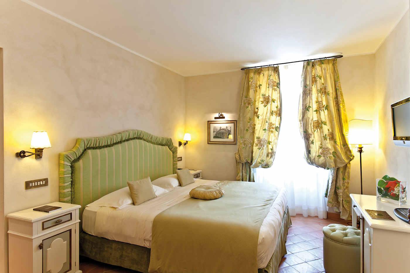 Zimmer im VOI Hotel