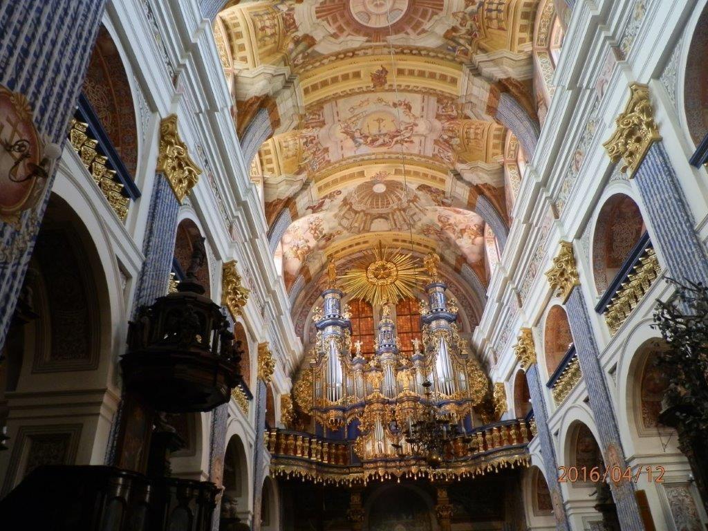 Die Kirche Heilige Linde (Ortrud Varenholz)