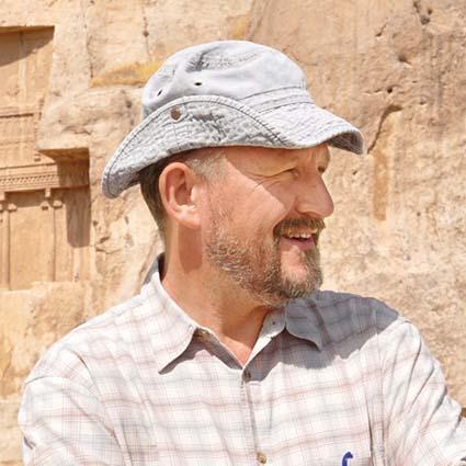 Reiseleiter Dr. Christian Piller