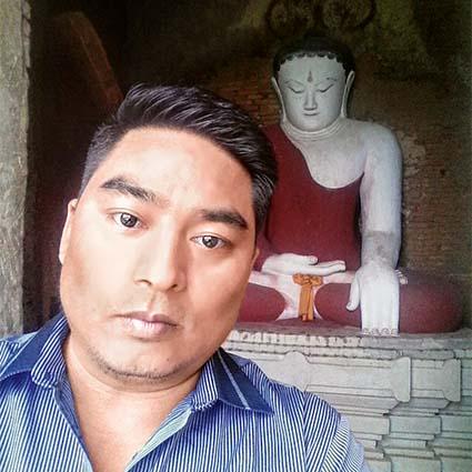maung-maung Reiseleiter Myanmar