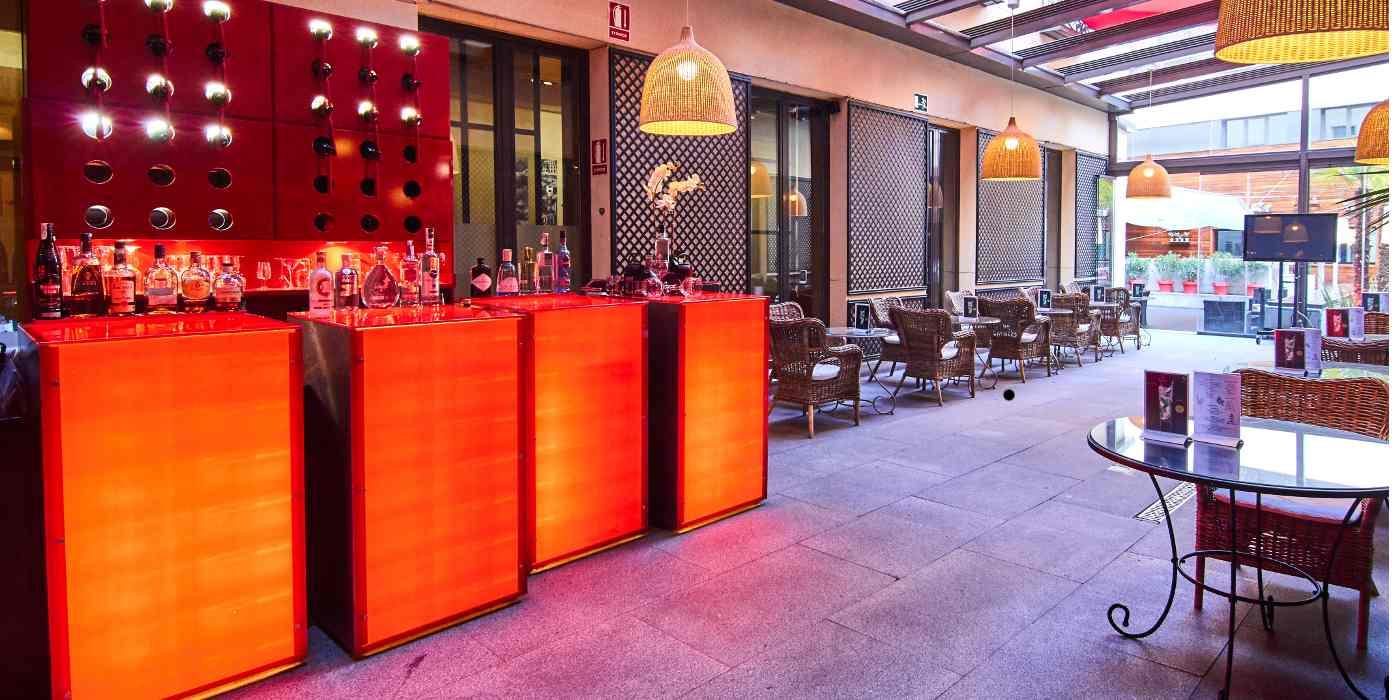 Bar Hotel Vincci Soho