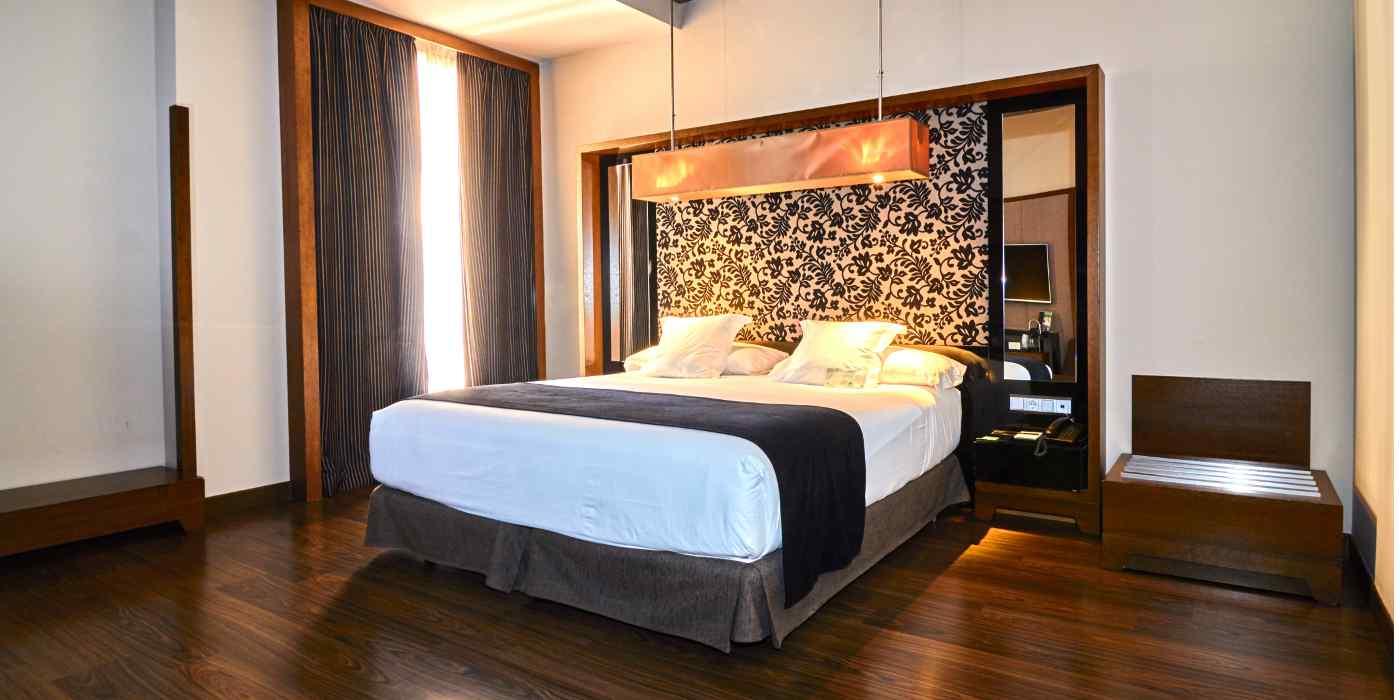 Zimmer Hotel Vincci Soho