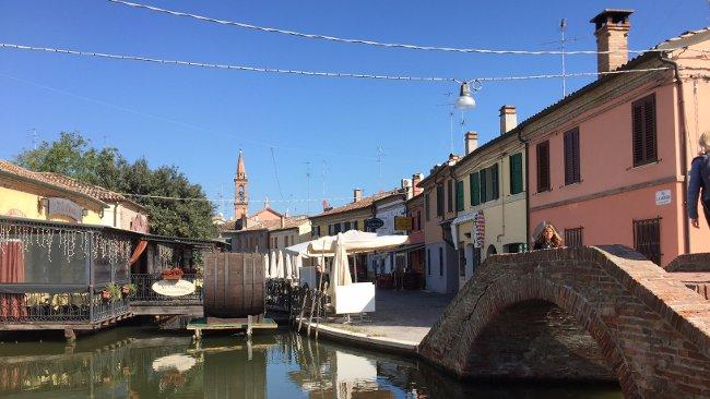 Lagunenstadt Comacchio