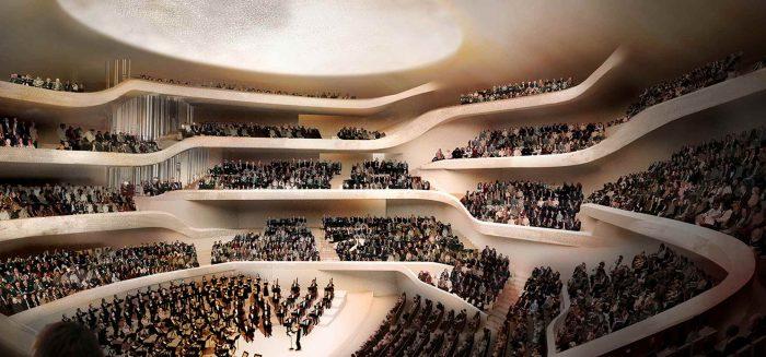 Elbphilharmonie Hamburg Großer Saal