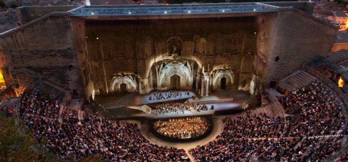 Amphitheater Orange