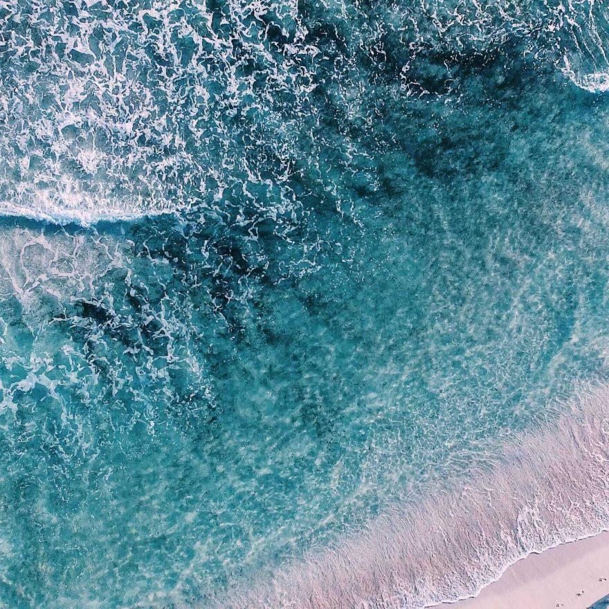 CEWE Fotogewinner September Timo Daus: Walk on the beach