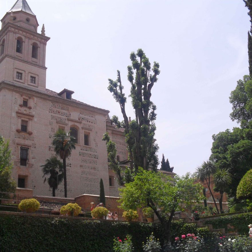 Andalusien Garten