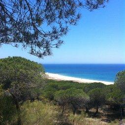 Andalusien Meerblick