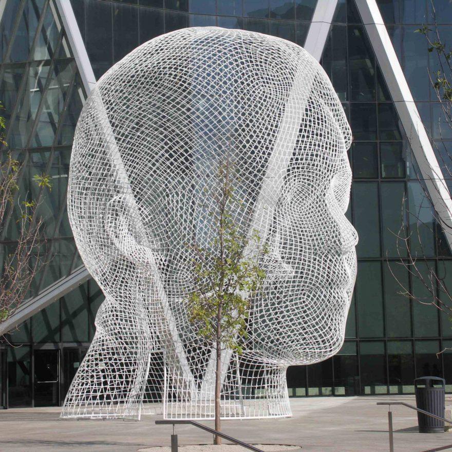 Westkanada Architektur