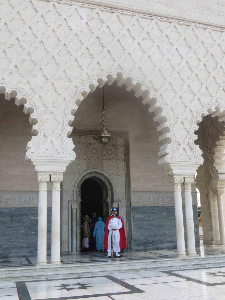 Marokko Moschee
