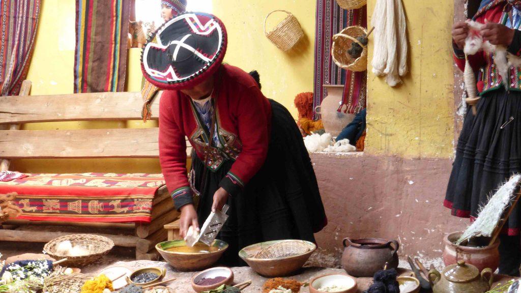 Peru Einheimische