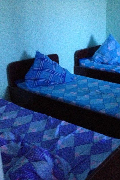 Die Betten der ZEIT-Reisenden im Al'yan Tea House