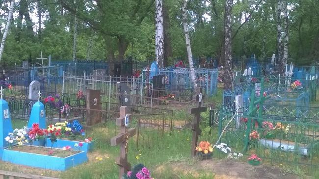 Friedhof der Orthodoxen Christen (Michael Thumann)
