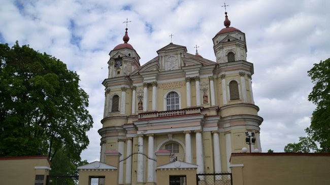 Die barocke St. Peter-Paul-Kirche