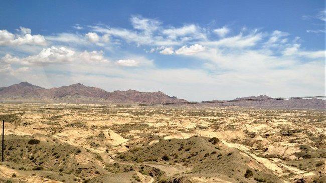 In der Wüste I (Claudia Kennel)